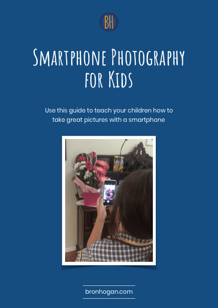 Smartphone Photography for Kids Guide
