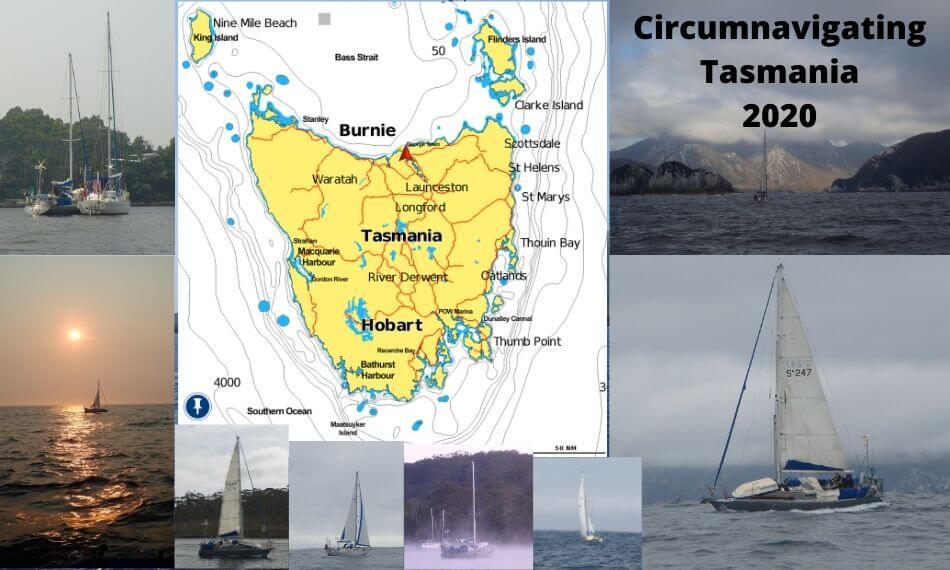 Circumnavigating Tasmania on SV Nichola