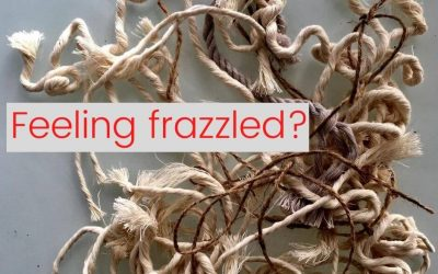 Is COVID19 making you feel unravelled?